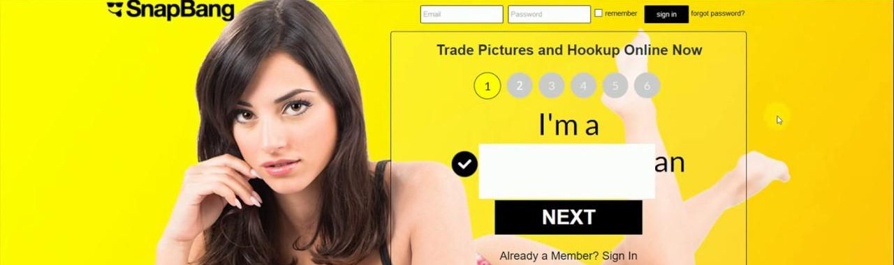 [Quick Hookup Site Review] SnapSext.com