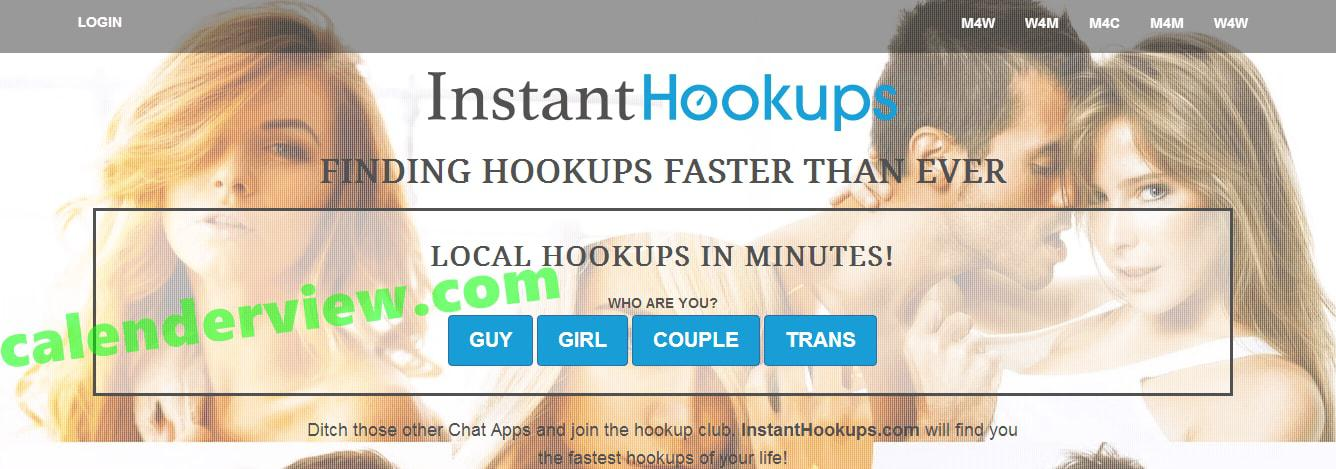 [Quick Review] InstantHookups